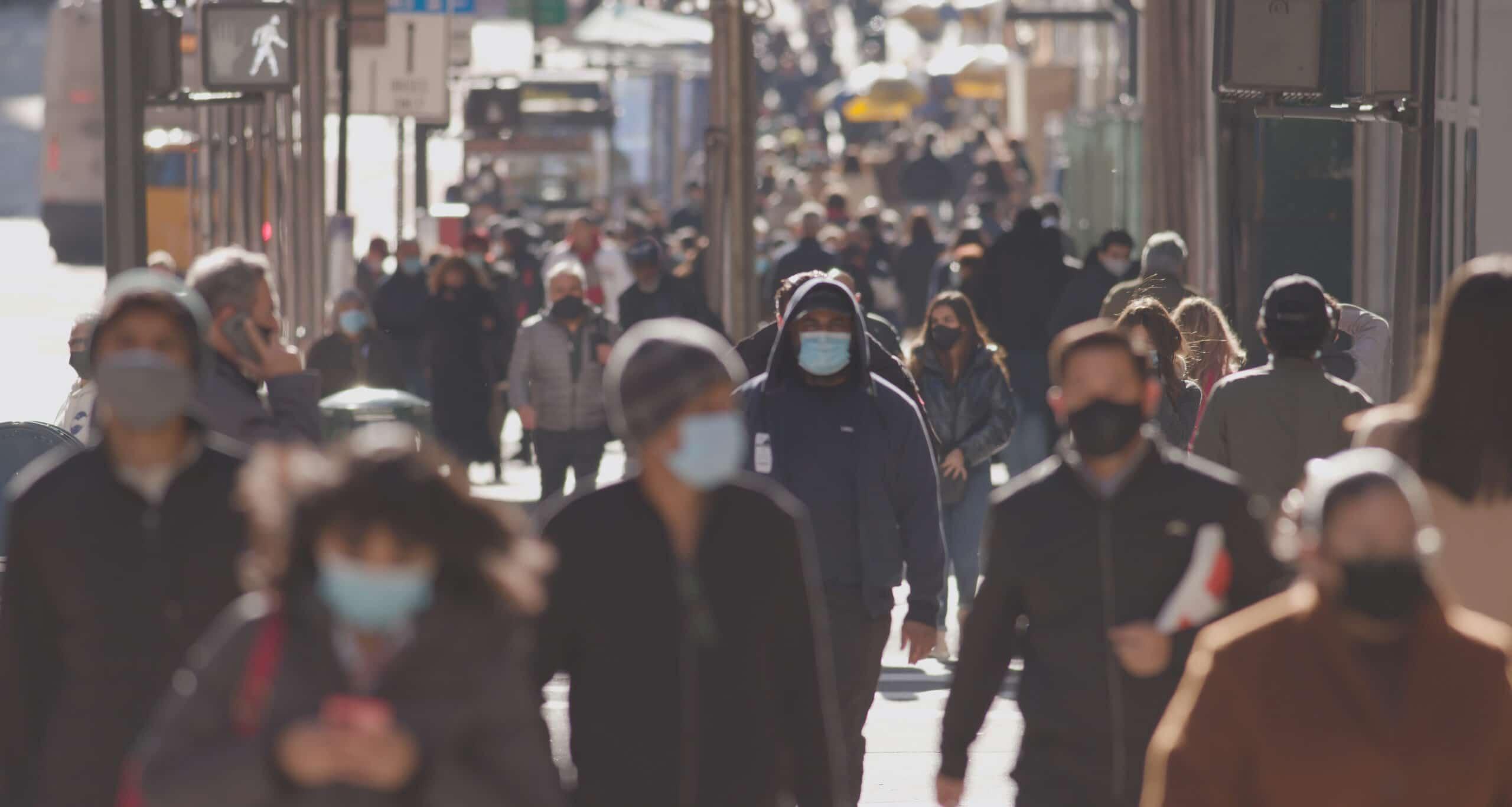 COVID-19 pandemic fertility trends