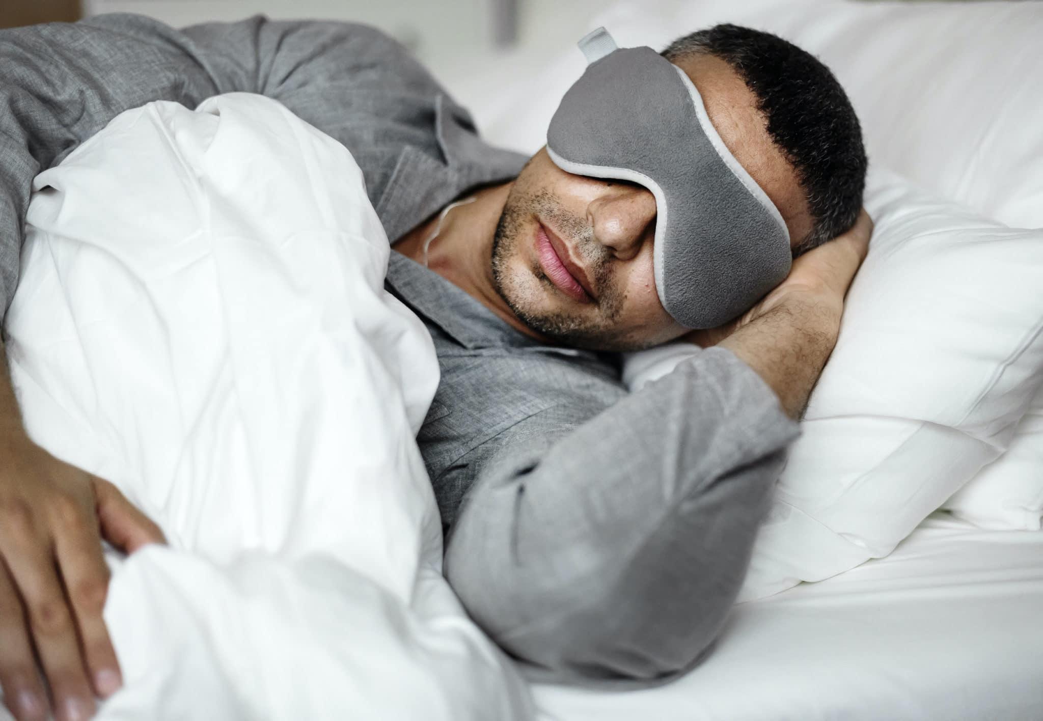 Sleep and male fertility
